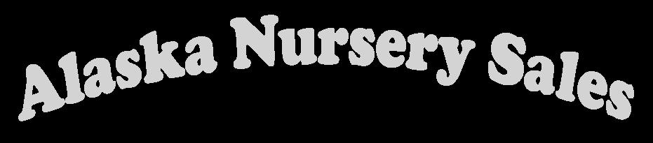 Alaska Nursery Sales logo
