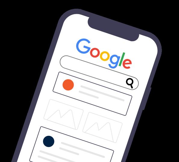 Buzzworthy search engine optimization graphic