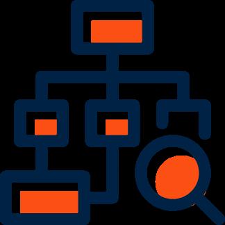 Buzzworthy website design research graphic