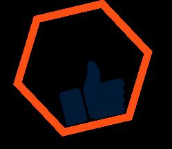 Buzzworthy reputation management logo