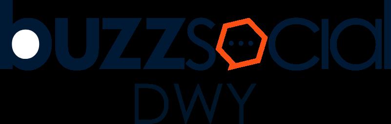 Buzzsocial social media marketing logo
