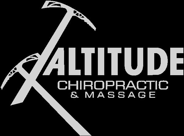 Altitude Chiropractic logo