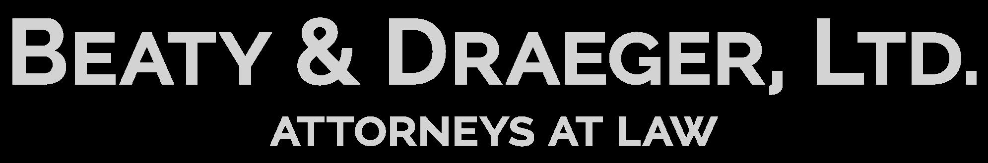 Beaty and Draeger LTD logo