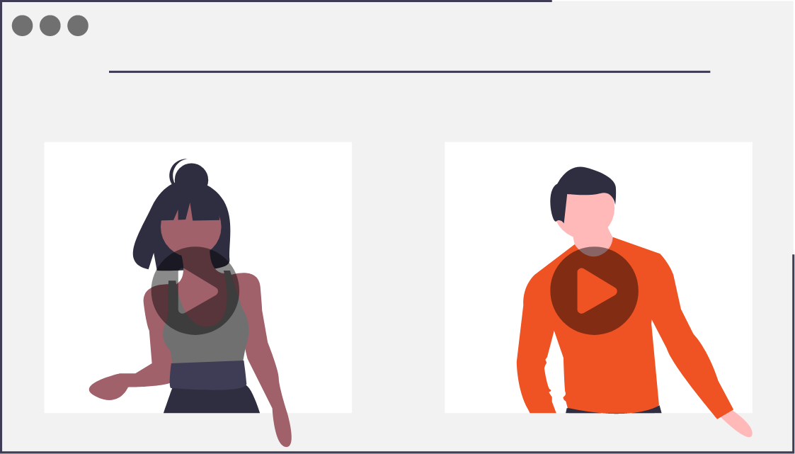 Buzzboast video testimonials graphic